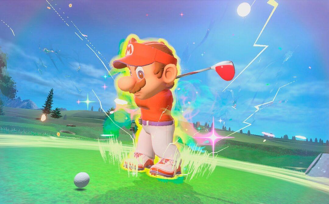 Mario Golf: Super Rush Takes Way Too Big a Swing