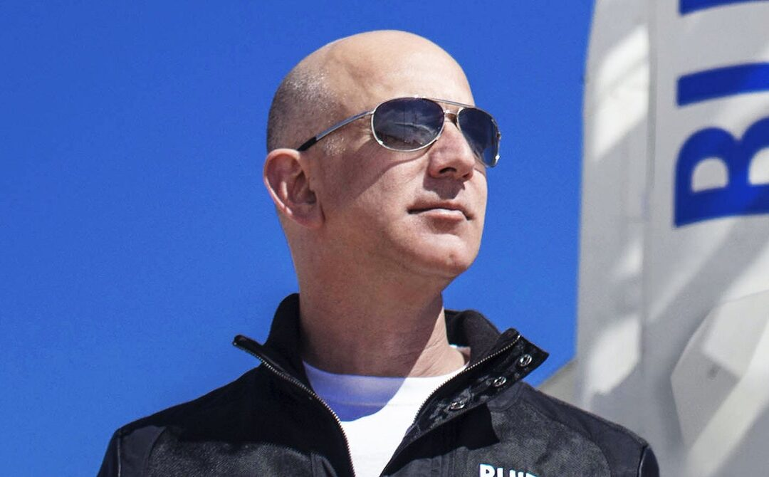 How to Watch Jeff Bezos Go to Space